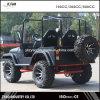 De Fabrikant MiniUTV 200cc van de motorfiets voor de Volwassen zij aan zij Apostaat 300cc van de Jeep Met fouten