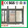 Guichet en aluminium d'illustrations et porte (HT-YY53)