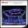 Sistema al aire libre del soporte del braguero de la iluminación del braguero de la etapa del acontecimiento