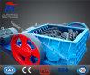Doppeltes zahnte Rollen-Zerkleinerungsmaschine für die Zerquetschung der Kohle
