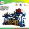 自動HDPE IBCタンク容器のブロー形成機械