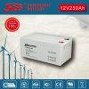 Bateria da potência da bateria 12V250ah do gel recarregável