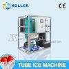 Máquina de pequeña capacidad del fabricante de hielo del cilindro de 1 tonelada
