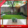 庭のための自然な美化の泥炭の人工的な草