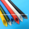 Silikon-Gummi-Fiberglas-Hülse UL-1.2kv für Hochtemperaturisolierung