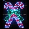 Luz de Natal do bastão de doces do feriado do diodo emissor de luz para a decoração do festival do feriado