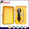 Телефон 2017 алюминиевого сплава телефона Knsp-01 телефона Koontech Sos робастный для напольного