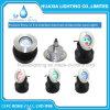 316ss 12V 9W IP68 Waterproof a luz subaquática Recessed diodo emissor de luz
