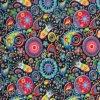 [1m breit] Kingtop Blumen-Entwurfs-hydrografisches hydrodrucken-flüssiges Bild-bedruckbarer Wasser-Übergangsdrucken-Film für das hydroeintauchen mit PVA Material Wdf234-1