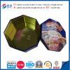 De Doos van het Tin van de Achthoek van koekjes voor het Pakket van het Voedsel