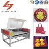 Laser spécial Cutting Machine pour Flexible Material comme Leather, Cloth