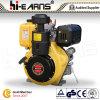 Dieselmotor mit Keil-Welle-Gelb-Farbe (HR192FB)