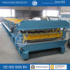 Алюминиевое Double Layer Forming Machine на 900mm 1000mm Roofing Panle