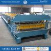 De Dubbele Laag die van het aluminium Machine voor het Dakwerk Panle vormt van 900mm 1000mm