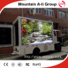 Advertizing esterno Full Color LED Video Screen per Mobile Car