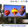 La publicité de l'écran polychrome extérieur d'affichage à LED de P16