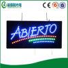 高品質LED Abiertoのボードの印の表示(HAS0081)