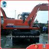カラチパキスタンのためのWheelsの元PaintのUsed日立Excavator (EX160WD)