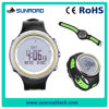 2015 новое Men Sport Watch с Plastic Band Sunroad Logo