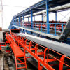 ASTM/DIN/Cema/Sha Standard Trough Belt Conveyor Application dans Port