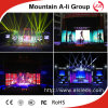 ConcertのためのP3.91 Indoor Full Color Rental LED Sign