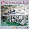 Máquina de revestimento de pano da fibra