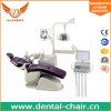 Silla dental vendedora caliente popular de 9 memorias del cuero Suelo-Fijo de la pantalla táctil