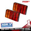 Indicatore luminoso di indicatore di arresto della lampada di coda del rimorchio del LED H156
