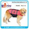 Куртка собаки красного цвета для пользы заплывания