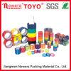 Cinta trasera pegajosa industrial en la cinta coloreada producto de los pintores de China para la decoración