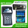 Монитор Kpt-955g+ спутникового CCTV испытания и Ahd сигнала искателя