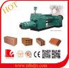 Extrusora ecológica do vácuo da máquina da imprensa de tijolo da lama