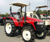 Farming Tractor 70HP with Paddy Tyres