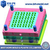Projeto de molde plástico feito sob encomenda de China, modelação por injeção plástica do molde do projeto