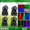 Alta qualità 5PCS LED Moving Head Beam Wash Light