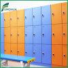Armario de almacenaje decorativo incombustible de la tarjeta del laminado del compacto de HPL