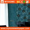 Papeles pintados impermeables 3D del material de construcción para la decoración casera