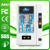 옥외 Touch Screen Coin Operated Drink Vending Machine 및 Snack Food
