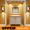 Шкаф ванной комнаты твердой древесины ольшаника типа Oppein европейский (OP15-031C)