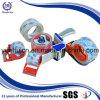 Utilizado para el cartón que sella la cinta cristalina del lacre de la adherencia de acrílico