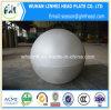 Testa sferica di brillamento di sabbia/protezione di estremità capa emisferica del tubo