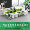 Stazione di lavoro moderna del divisorio delle forniture di ufficio delle 6 sedi con Ml-03-Udzb