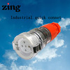 Zing Za66csc532 2014 New Design 4 Pin Industrial Waterproof Extension Socket IP66