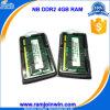 Bestes Price Lifetime Warranty 4GB DDR2 Notebook RAM