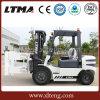 Acessório do Forklift Forklift Diesel de 3 toneladas com a braçadeira de papel do rolo