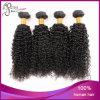 Estensioni brasiliane dei capelli umani del Virgin riccio crespo delle donne di colore
