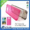 Samsung Galaxy E7/E7000のための縞Suitcase TPU Case Cover