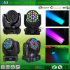 50% fuori dall'indicatore luminoso capo mobile di effetto del fascio della lavata della fase 36PCS LED