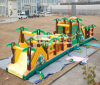 Obstacle CH-Io100043 de jungle d'amusement d'acclamation