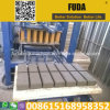 Machine de fabrication de brique de verrouillage manuelle commerciale de l'assurance Qt4-24 Ghana d'Alibaba en vente